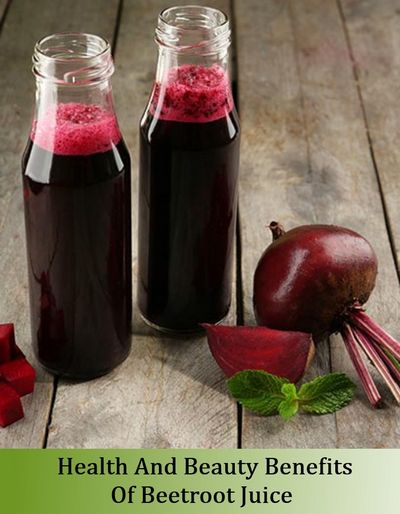 Health Benefits of Beet Juice prevent and treat diabetes