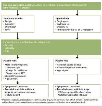 Otitis Media - Treatments for Otitis Media can cause permanent damage